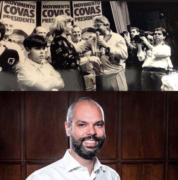 Bruno honrou a tradição política de Mário Covas, diz Tasso
