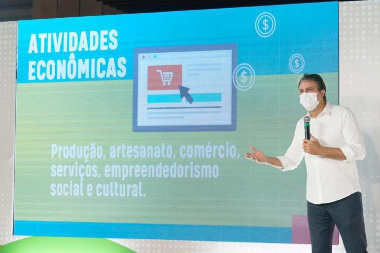 Programa Ceará Credi que fornece linhas de crédito popular para microempreendedores e autônomos recebe inscrições a partir de quinta-feira, 20 (Foto: Divulgação / Governo do Ceará)