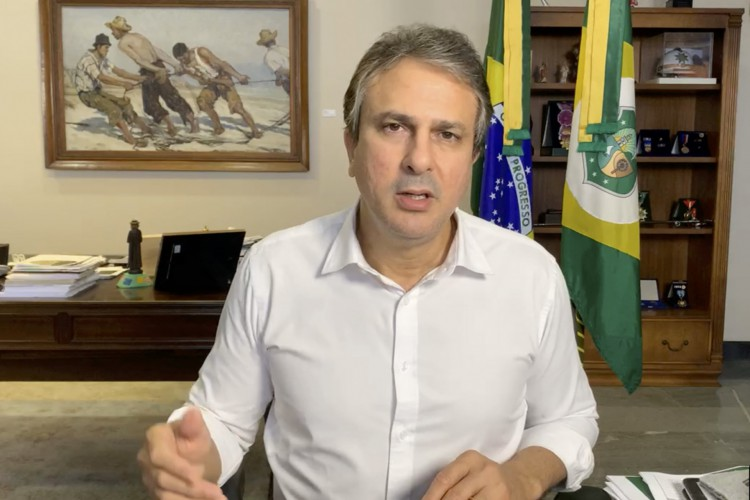 O governador estadual se manifestou através das redes sociais (Foto: Reprodução)