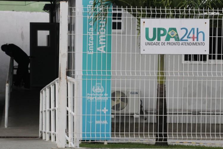 UPA Bom Jardim. (Foto: FABIO LIMA)