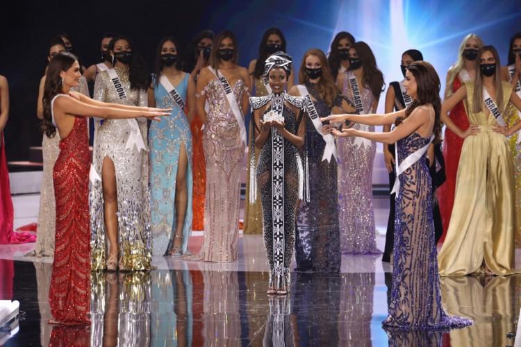 Brasileira fica em segundo lugar no Miss Universo (Foto: Rodrigo Varela / GETTY IMAGES NORTH AMERICA / Getty Images via AFP)