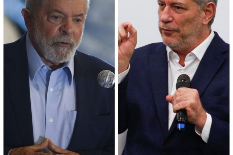 Nas redes sociais, Lula e Ciro trocam críticas e antecipam embate de 2022 (Foto: Reprodução)