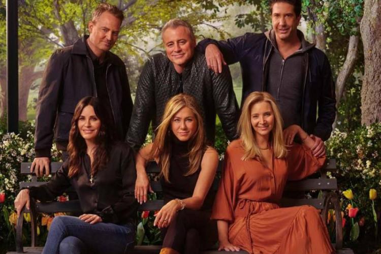'Friends Reunion' será um episódio especial da sitcom de 'Friends' (Foto: Divulgação/ HBO Max)