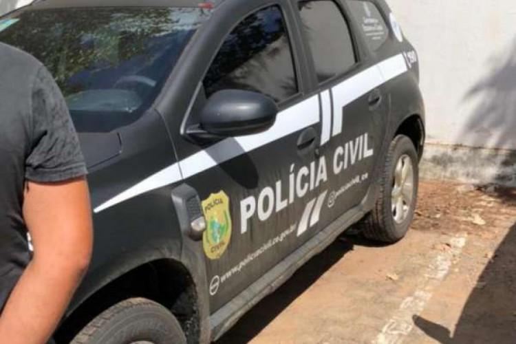 O homem foi encontrado em Pernambuco após deixar Juazeiro do Norte (Foto: Divulgação/SSPDS)