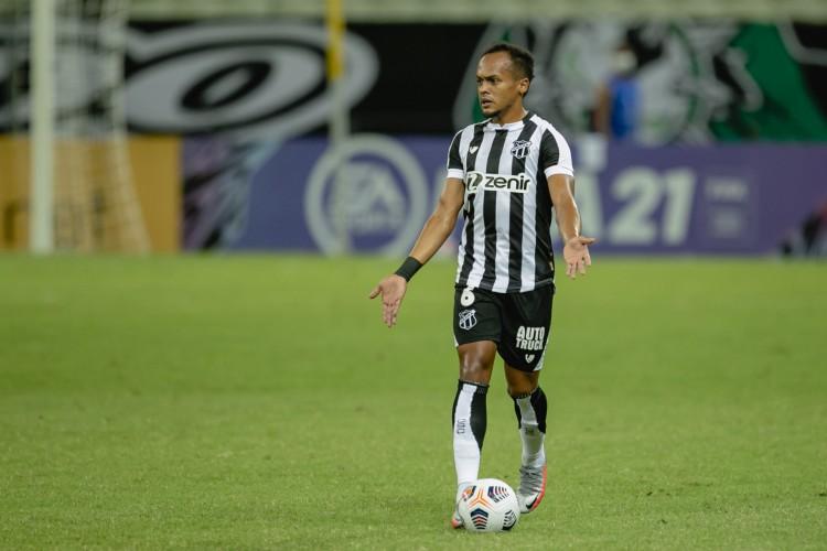 Bruno Pacheco admite que Ceará pode evoluir na sequência da Série A de 2021 (Foto: Aurelio Alves)