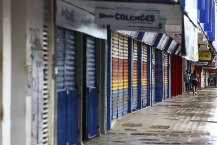 Menor atividade econômica foi observada em maio de 2021 (Foto: Marcelo Camargo/Agência Brasil)