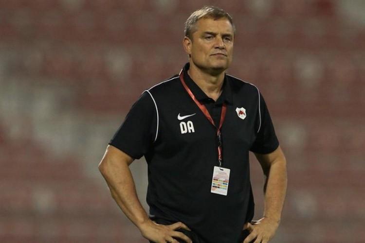 Técnico uruguaio Diego Aguirre pode ser o próximo comandante do Corinthians (Foto: Divulgação/Al Rayyan)