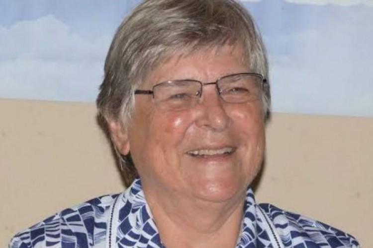 A irmã Annette Dumoulin faria 86 anos no dia 14 de julho. (Foto: Reprodução/Instagram)