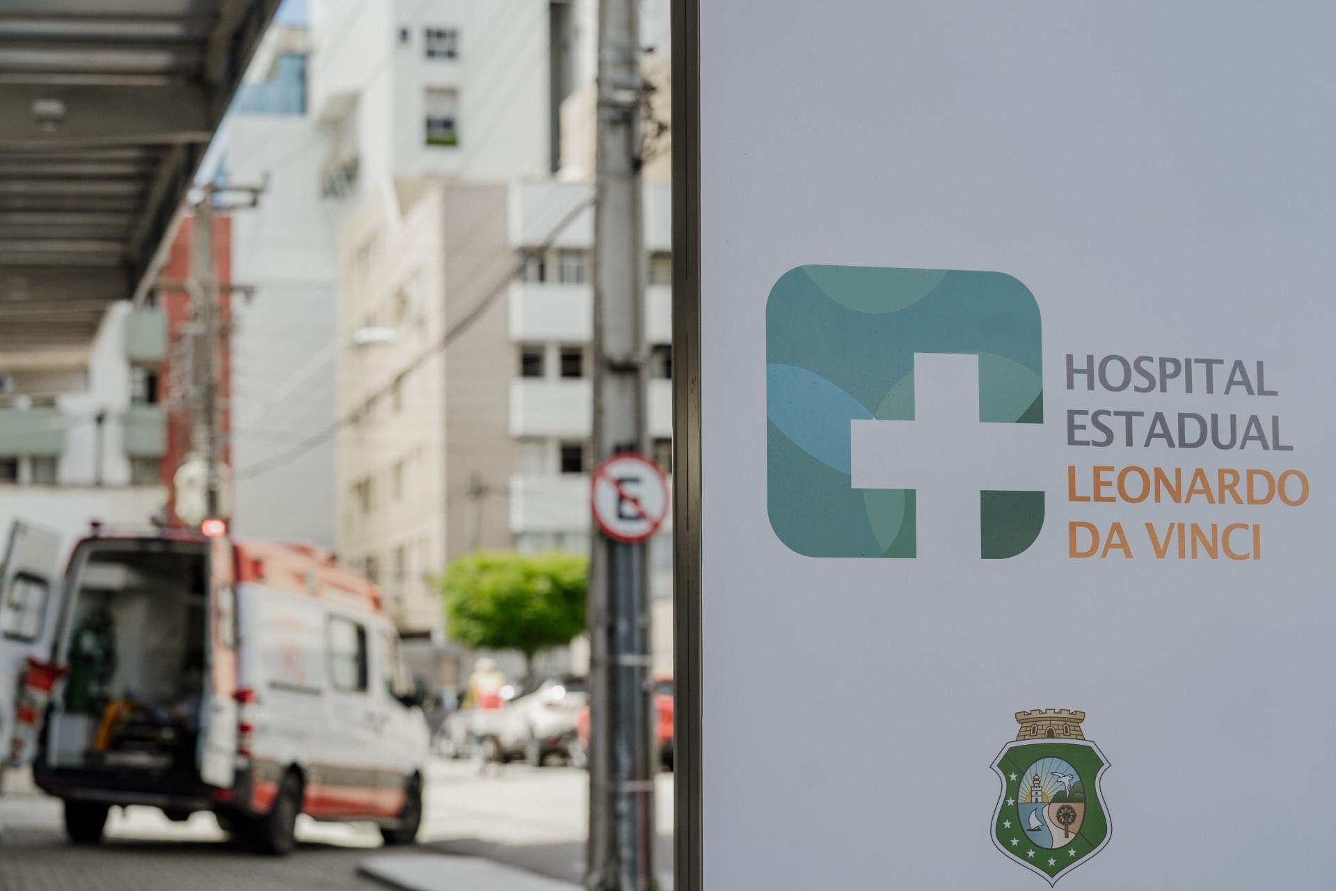 O Hospital Estadual Leonardo Da Vinci tem 47 leitos de UTI ativos para adulto, dos quais 36 estão ocupados. (Foto: JÚLIO CAESAR)