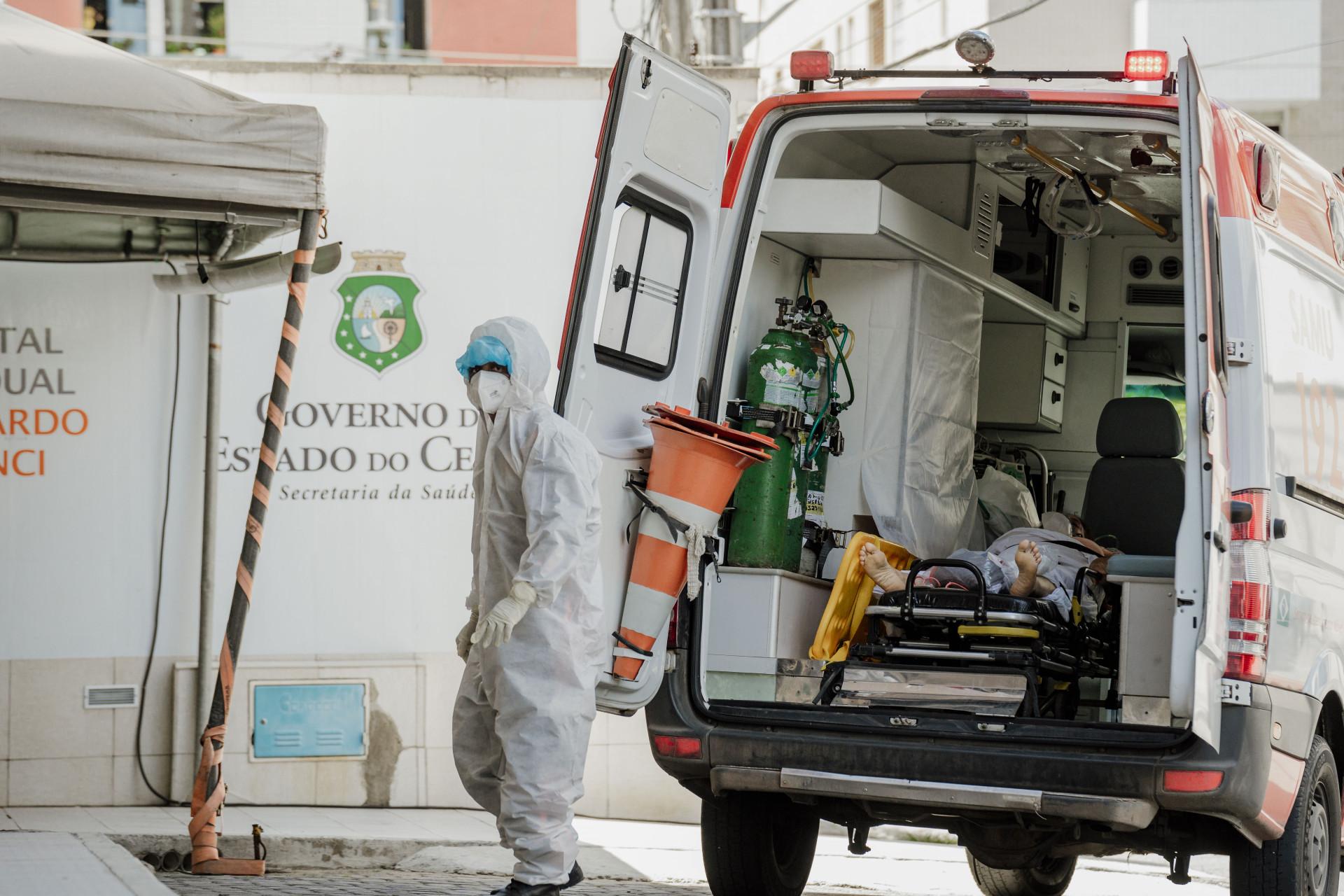 Nenhuma morte ocorreu nas últimas 24 horas no Estado (Foto: JÚLIO CAESAR)