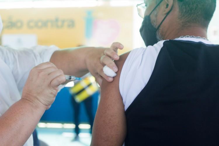 Capital se prepara para começar a vacinar população em geral. (Foto: Fernanda Barros)
