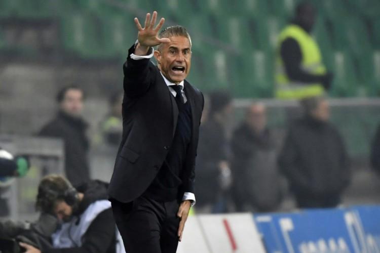 Sylvinho é novo treinador do Corinthians (Foto: AFP)
