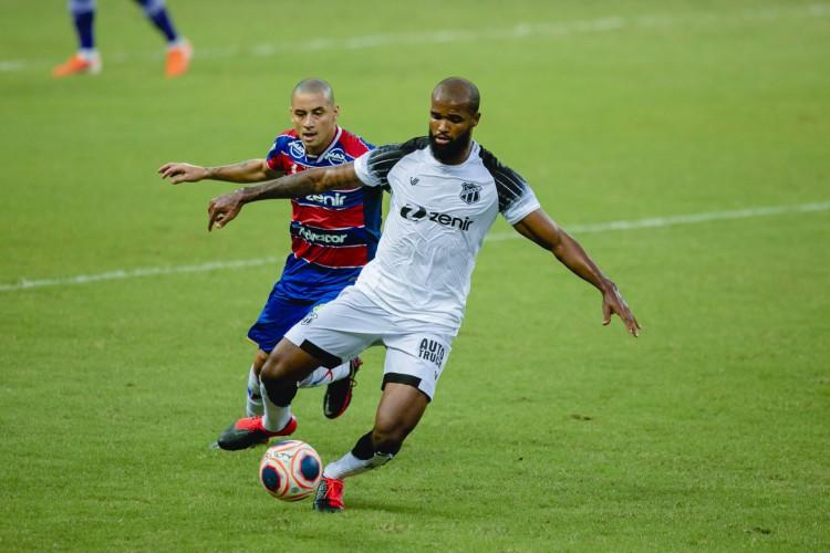 Fortaleza e Ceará se reencontram na temporada em duelo decisivo na terceira fase da Copa do Brasil (Foto: Aurelio Alves)