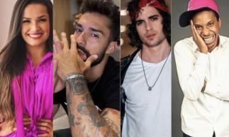 Juliette Freire, Fiuk, Lucas Penteado e Bil Araújo não estão no grupo do WhatsApp com os ex-participantes do BBB21