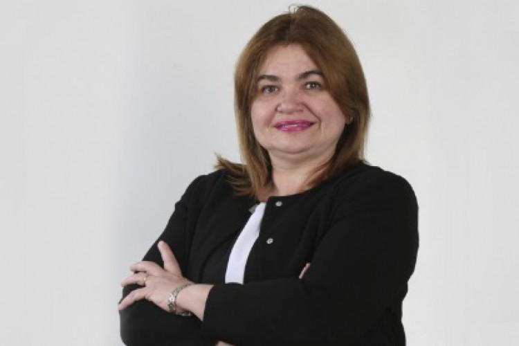A engenheira Marcia Sandra é a nova presidente da Enel Ceará (Foto: DIVULGAÇÃO)
