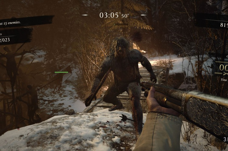Apesar de permitir alguma liberdade de exploração em partes específicas do mapa, o jogo é bastante linear e possui um dos enredos mais simples e diretos de toda a franquia