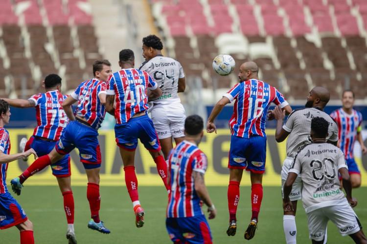 Bahia e Montevideo City Torque fazem jogo hoje pela Sul-Americana; veja onde assistir ao vivo à transmissão e confira horário (Foto: Aurelio Alves)