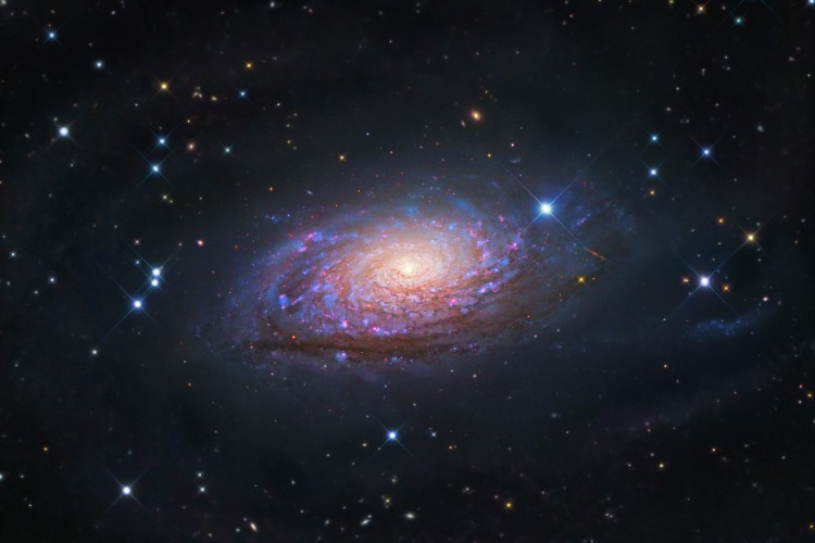Veja o horóscopo de todos os signos do Zodíaco para esta quarta-feira, 26 de maio (26/05) (Foto: Don Goldman/Hubble/Subaru Telescope)