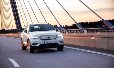 Volvo XC40 Recharge: modelo tem 408hp de potência e mais de 400 quilômetros de autonomia