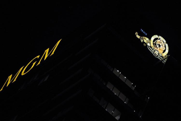 Amazon compra o estúdio MGM  (Foto: Gabriel BOUYS / AFP)