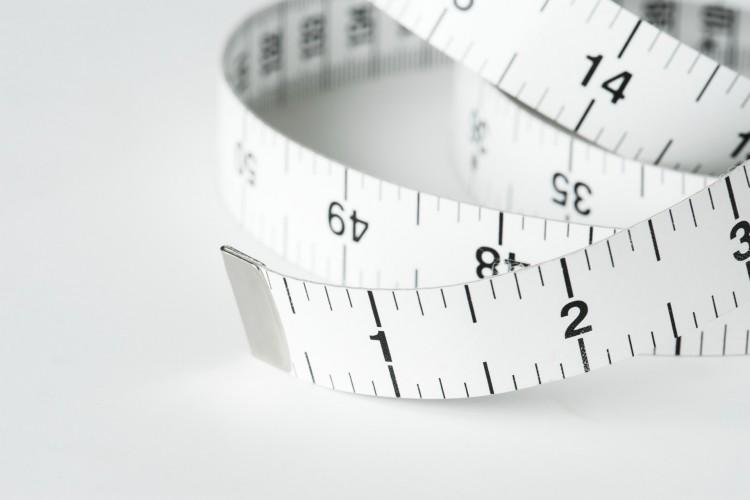 CLoseup of measuring tape (Foto: Freepik)