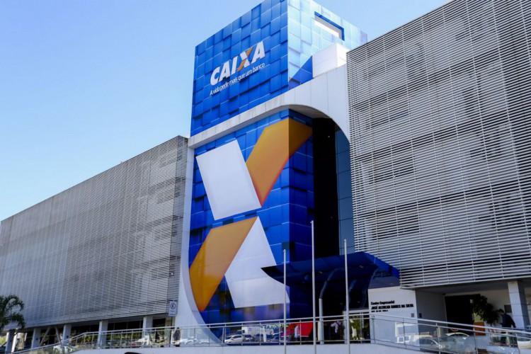 Brasília: Prédio da Caixa Econômica Federal.  (Foto: Marcelo Camargo/Agência Brasil) (Foto: Marcelo Camargo/Agência Brasil)