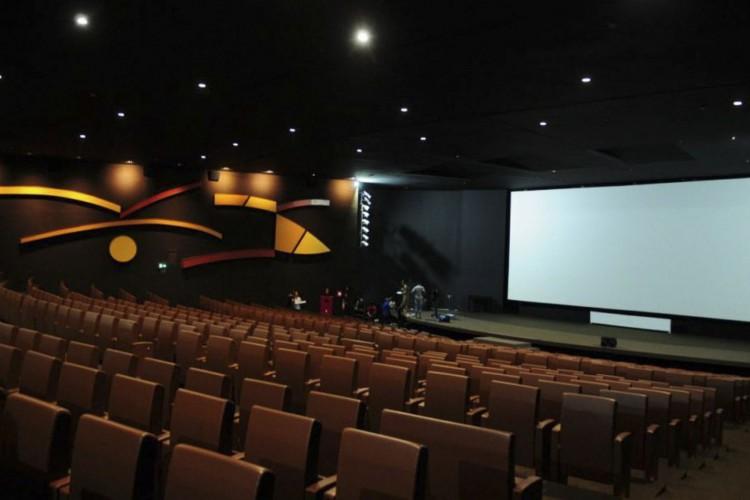 Sala de cinema (Foto: Arquivo/Agência Brasilia)