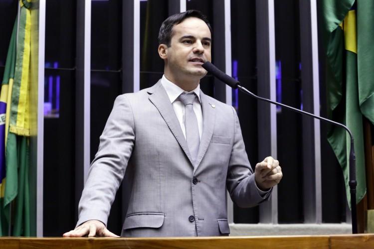Cap. Wagner foi o único deputado do Pros a votar contra o projeto que flexibiliza a Lei de Improbidade Administrativa  (Foto: Cleia Viana / Câmara dos Deputados)