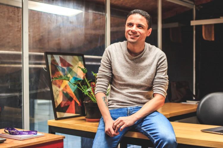 Diego Platini, CEO da Youfy (Foto: Divulgação)