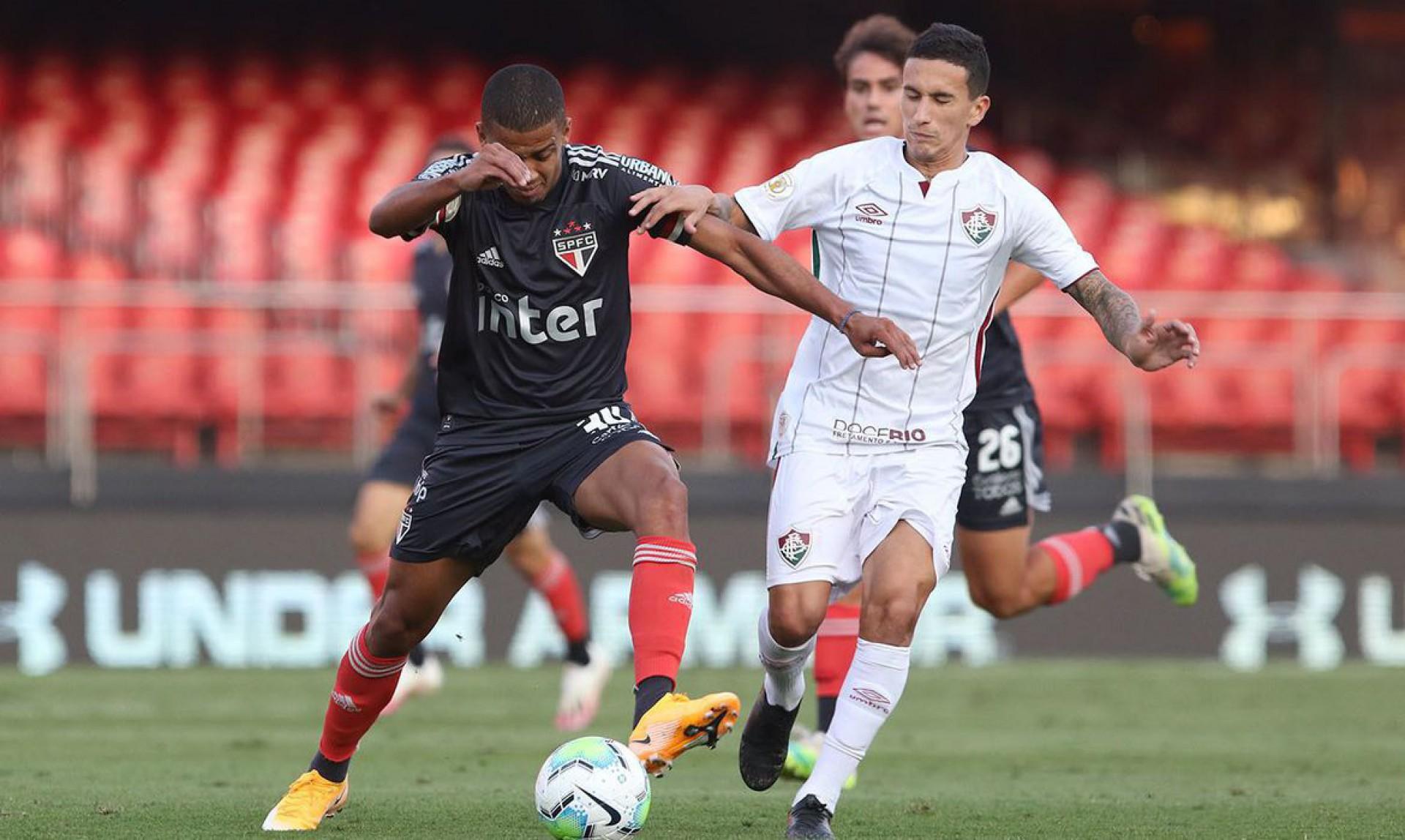 Sao Paulo X Fluminense Ao Vivo Onde Assistir Horario E Escalacao Futebol Esportes O Povo