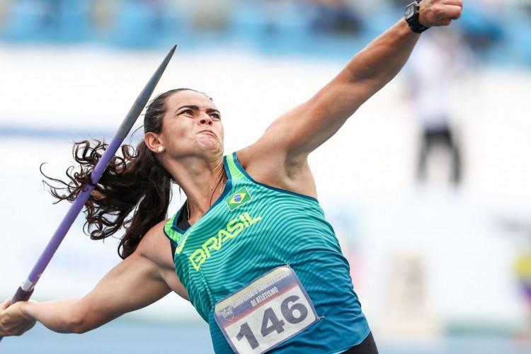 Atletismo: Brasil sobre ao pódio 10 vezes em estreia no Sul-Americano (Foto: WAGNER CARMO/CBAt)