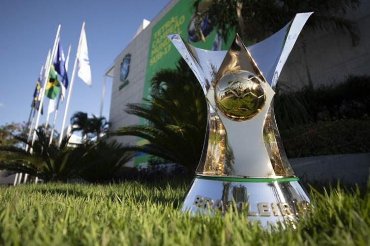 Troféu da Série A do Brasileiro (Foto: Divulgação)