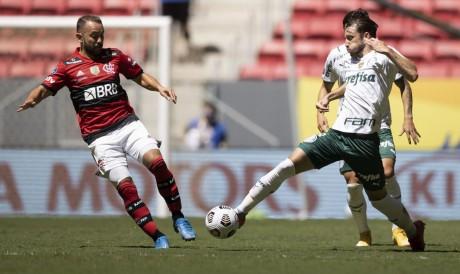 Flamengo e Palmeiras fazem a final da Copa Libertadores de 2021