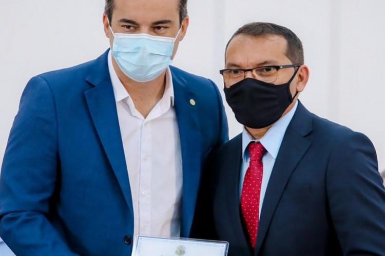 Capitão Wagner lança pré-candidatura ao Governo do Ceará para 2022 (Foto: Reprodução/Facebook)