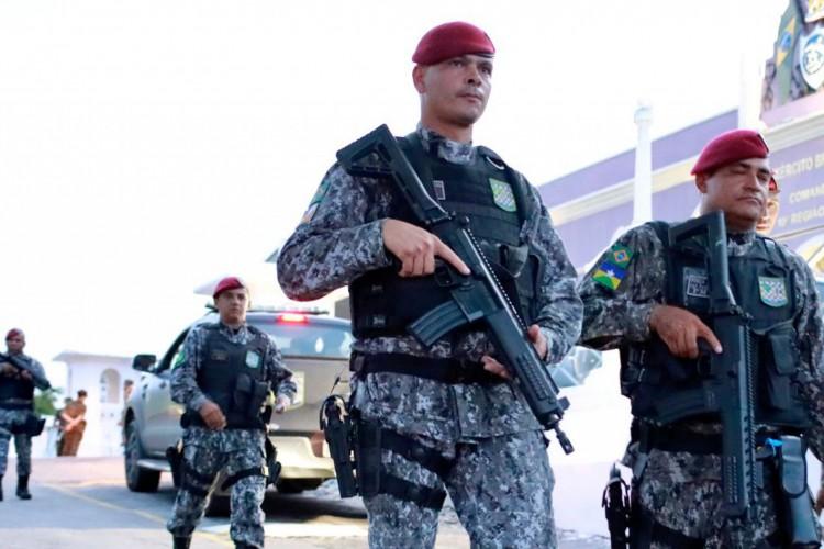 Justiça determina retorno de forças de segurança a Jacareacanga (Foto: )