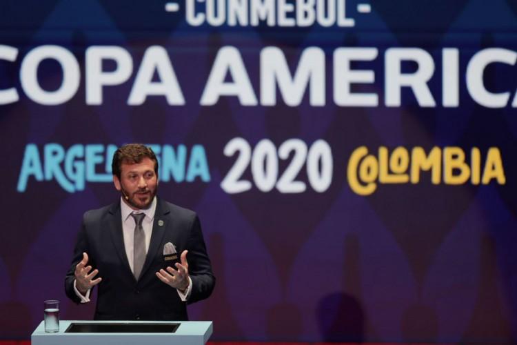 Conmebol tira Copa América da Argentina por agravamento da pandemia (Foto: )