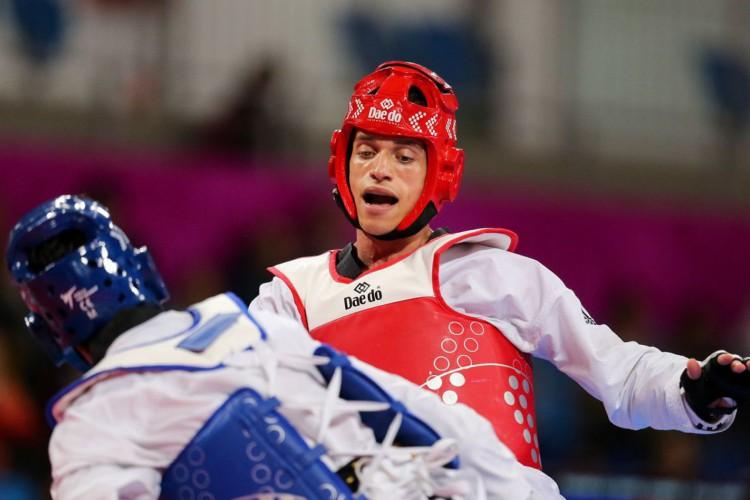 Taekwondo: com trio olímpico, Brasil disputa Pan-Americano no México (Foto: )