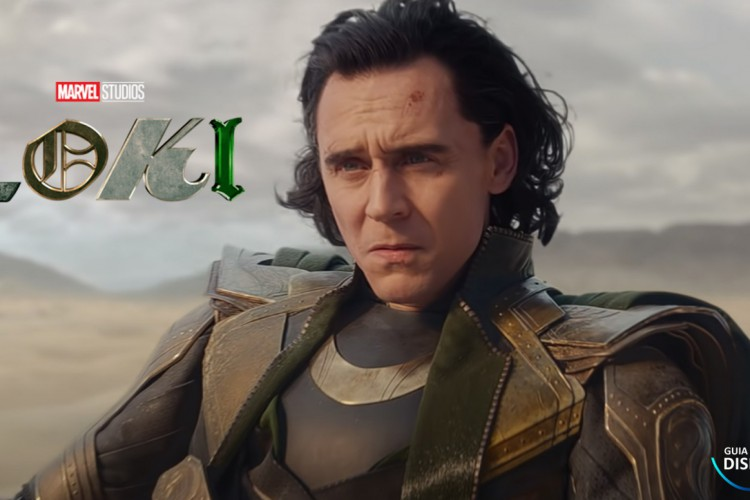 O antagonista Loki, protagonizado por Tom Hiddleston, ganha série no Disney+ (Foto: Divulgação)