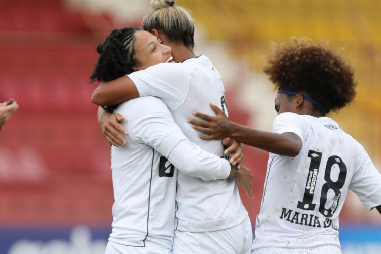 Brasileiro Feminino: Santos vence Real Brasília por 3 a 0 (Foto: )