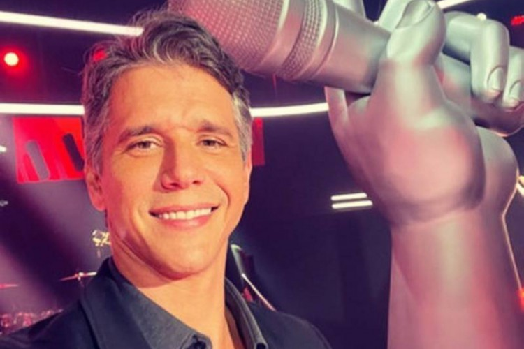 Marcio Garcia será apresentador da nova edição do 'The Voice Kids' (Foto: Reprodução/ Instagram @oficialmarciogarcia)
