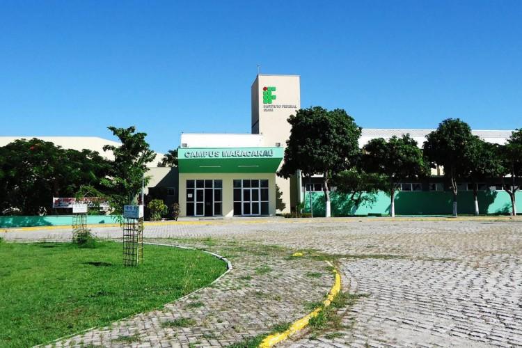 IFCE de Maracanaú é uma das unidades comtempladas  (Foto: Divulgação)