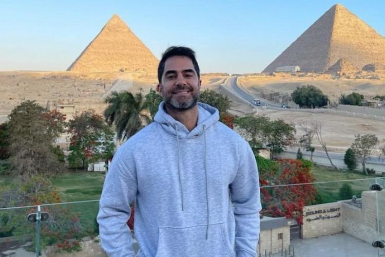 Médico brasileiro Victor Sorrentino foi preso após assédio no Egito. (Foto: Reprodução/Instagram)