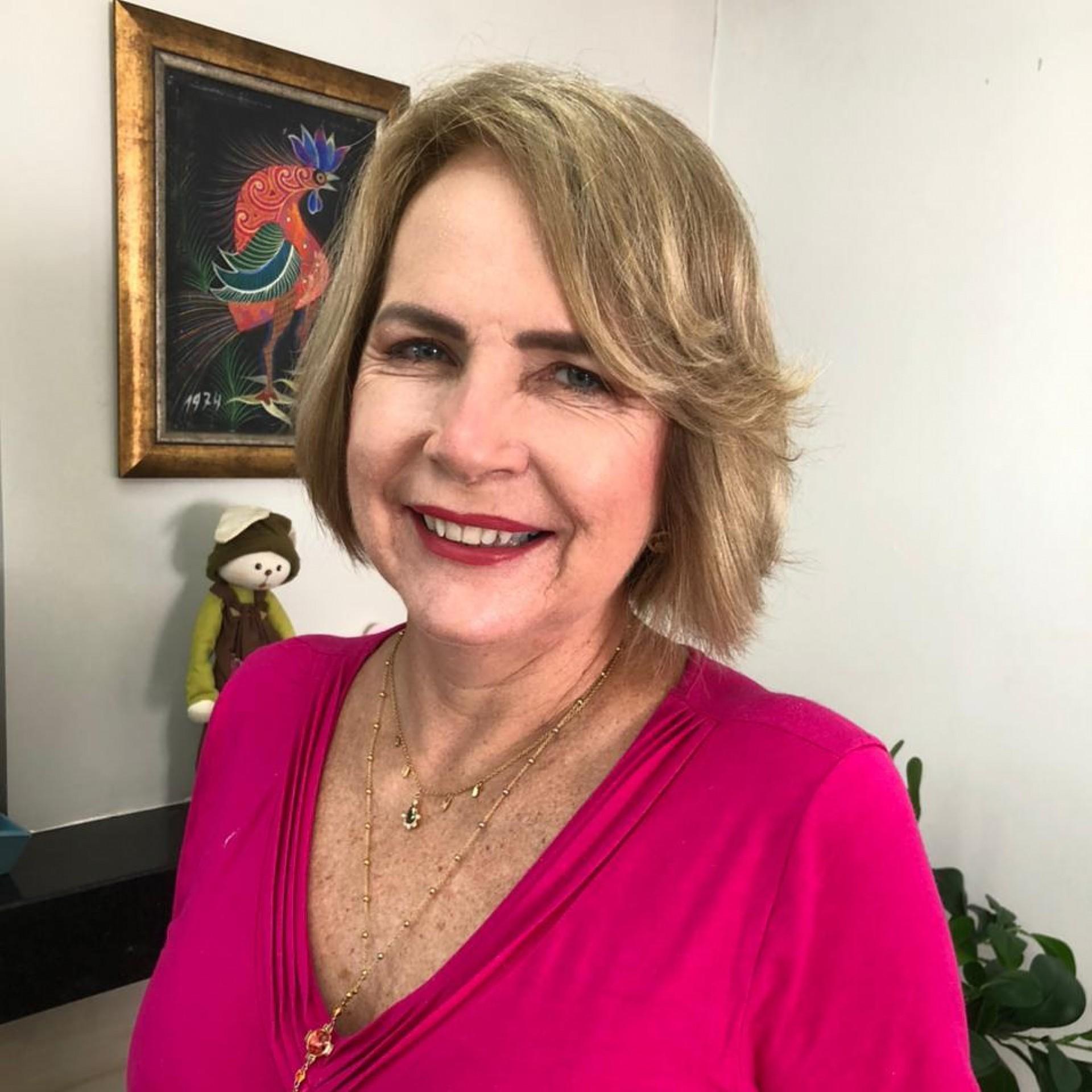 Desirée Mota, conselheira do Corecon Ceará