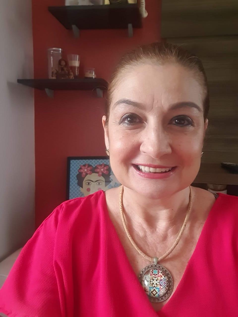 Ana Ignez Belém Lima, psicóloga e professora da Universidade Estadual do Ceará(Foto: Divulgação/Uece)