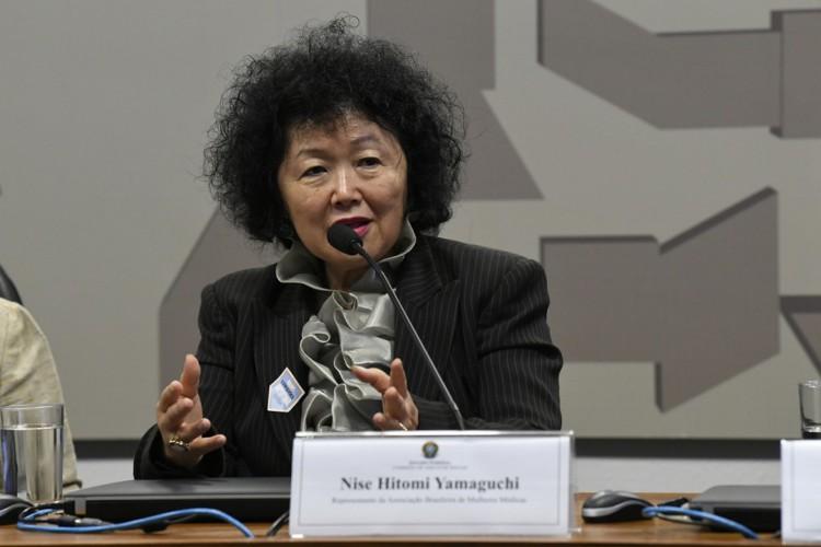 Nise Yamaguchi (Foto: Agência Senado)