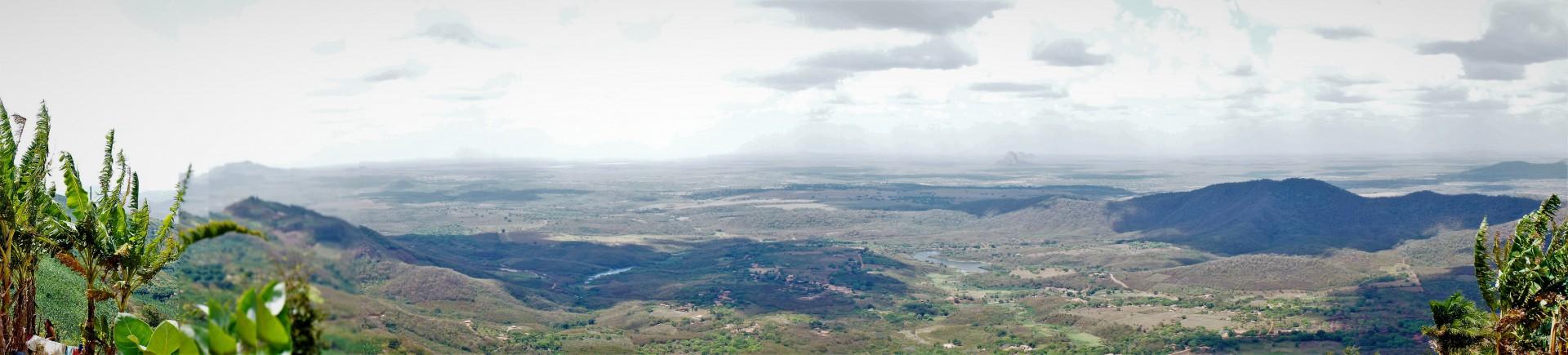 Serra do Evaristo (Foto: Divulgação)
