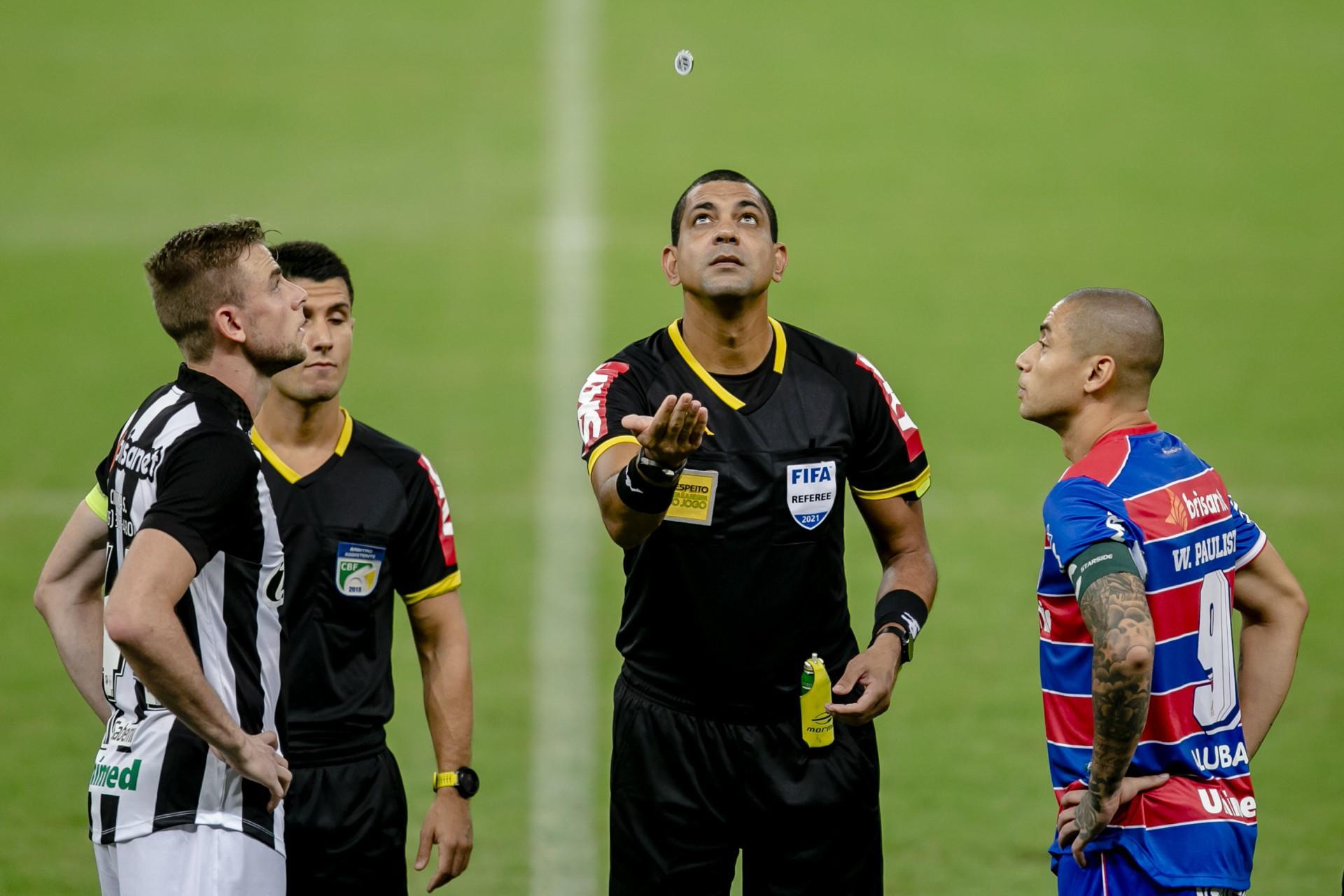 Ceará e Fortaleza farão o quinto confronto em Série A em pontos corridos (Foto: Aurelio Alves)