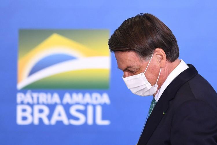 54% dos advogados brasileiros considera o governo do presidente Jair Bolsonaro (sem partido) ruim ou péssimo (Foto: EVARISTO SA/AFP)
