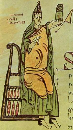 São Martinho de Dume, também conhecido como Martinho de Braga, foi responsável por introduzir o