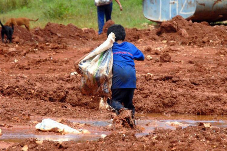 Brasil tem bons indicadores, mas ainda é foco de exploração infantil (Foto: )